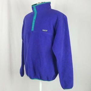 Vintage Patagonia Synchilla Fleece Snap-T Jacket